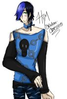 Human Hym Doodle by Rndom-Obsessions