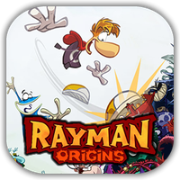 Rayman Origins Game Icon by Wolfangraul