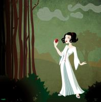 Blanche-Neige by meb85