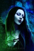 Queen of the Damned by MskyCarmen