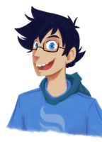 John Egbert:The Heir of Breath by ZombieDecoy