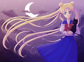 Sailor Moon Crystal by Amai-Kawaii