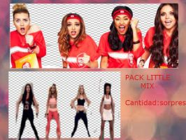 Pack png de Little Mix by Cande1112