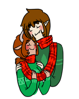 Request 3-Lupe/Alcina by FrostedSouls