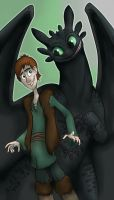 Let's Train a Dragon by WforWumbo