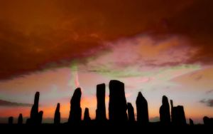 The Standing Stones 2 by welshdragon