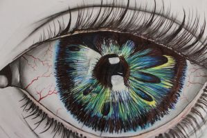 Eye. by athenadreamer