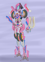 Arcee Movie 2.0 by destallano4