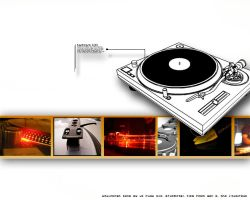 Technics 1210 by minimaladdicted