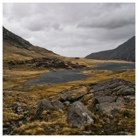 Cwm Idwal, North Wales by ProteoCoil