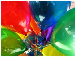 party balloons by loveboxx