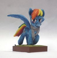 Rainbow Dash, Dangerous Business by uBrosis