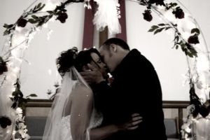 You may kiss the bride... by JenniferSpriggs
