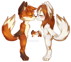 Lovely pretty awesome gift by Tsuki-to-Hoshi