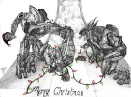 --HALO-- A Covenant Christmas by Kamino185