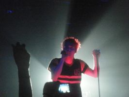 Gerard Way - Starland Ballroom by RubberDuck4LUNCH