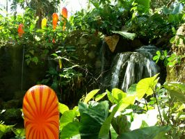 Fairchild Garden with Chihuly by editordistriktmag