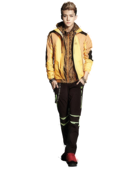 Render - PNG {EXO's Sehun} by EXOtic-Shinniee