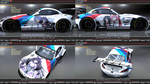 Date A Live BMW Z4 E89 GT3 Itasha by FAT8893
