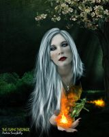 Flame Thrower by Moonglowlilly