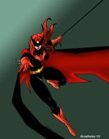 Batwoman by Blindman-CB