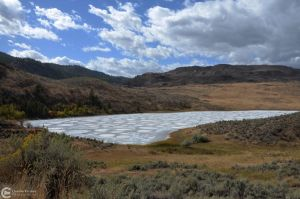 Spotted lake by ceeek
