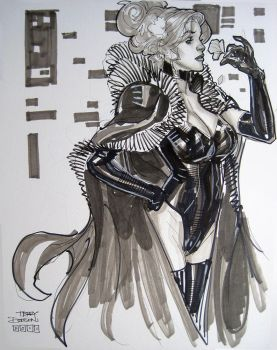 Red Queen SDCC2011 by TerryDodson