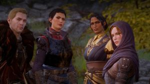 Dragon Age Inquisition: Advisors by Nurrich