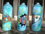 Spray Fish by fotizontas