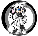 Sonic: Penelope the Hybrid by AD-SD-ChibiGirl