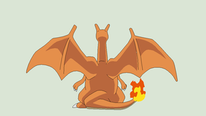 Pokemon Base 71~Charizard 3~ by Xbox-DS-Gameboy