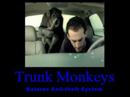 Trunk Monkeys by psbox362