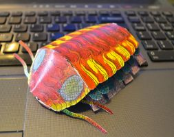 Eugene the Gay Trilobite by CopperPumpkin