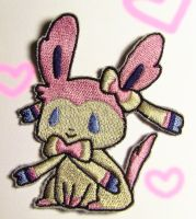 Sylveon Patch by Hoozuki