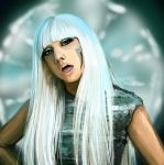 Poker Face - Lady Gaga IV by julitka