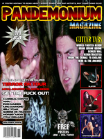 Metal Magazine Cover Concept by MrAngryDog