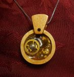 Watch Movement Pendant by Fandragon