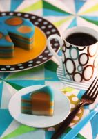 Fun/Easy lemon Jello Creation with Fun Design by theresahelmer