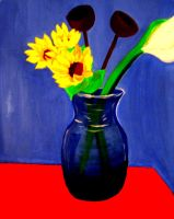 Flower Still Life by hollywood714