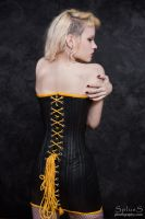Wasp Waist by BlackRoomPhoto