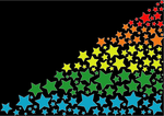 Star rainbow wallpaper by animequeen20012003