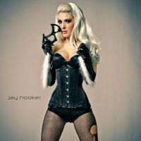 Black Cat - version K.0 by KristenHughey