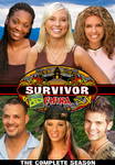 Survivor DeviantArt China DVD Cover by shadow0knight
