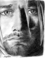 Kurt Cobain by snibor