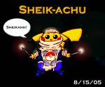 Sheik-achu COLORED by Blucaracal