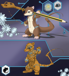 Clockwork Shrew ref by ClockworkShrew