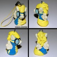 Wonderbolt Surprise Charm by ChibiSilverWings