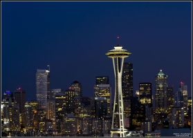 Emerald City by DavidWegley