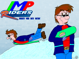 IMP Riders - Roger v.d. Weide by HHog