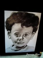 african child by jasuminchan10